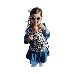 manduca Puppen Accessoires-Set Puppentrage DollCarrier - Limited Edition, Leopard