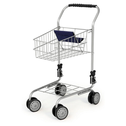 Bayer Spiel-Einkaufswagen Einkaufswagen, leer