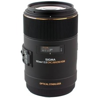 Sigma 105 mm F2,8 EX DG OS HSM Makro Canon EF