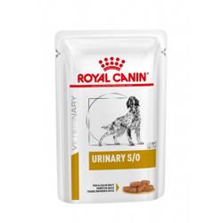 Royal Canin Veterinary Urinary S/O 100 g Hunde-Nassfutter 8 x (12 x 100 gramm)