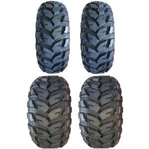 1 Satz Quad ATV Reifen 25x8-12 43N +  25x10-12 50N Duro Frontier DI-2037 (6PR)