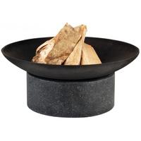 Esschert Design Feuerschale Granito, Ringsockel