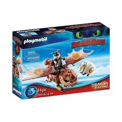 Playmobil® Spielfigur PLAYMOBIL® 70729 PLAYMOBIL Dragons: Fischbein und