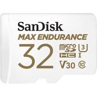 SanDisk microSDXC High Endurance 32GB Class 10 UHS-I V30 + SD-Adapter