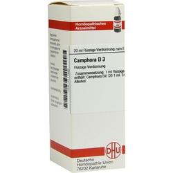 CAMPHORA D 3