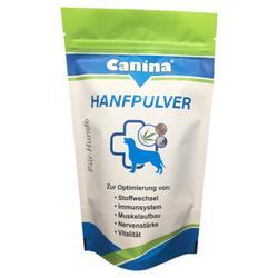 (6,48 EUR/100g) Canina Hanf Pulver 200 g