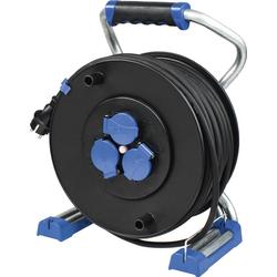 Kabeltrommel Xperts 285mm, 25m, H07RN-F 3G1,5, IP44, DGUV-I 203-006