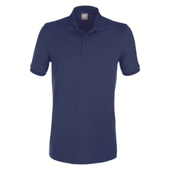 PUMA Workwear Work Wear Herren Polo Shirt / Arbeitsshirt - Blau, Größen: L