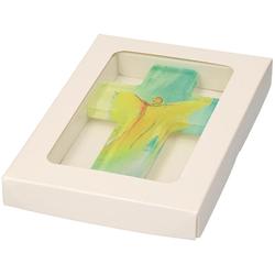 Dein Engel - Kreuz aus Acrylglas