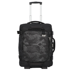 Samsonite Midtown 2-Rollen Reisetasche 55 cm Laptopfach camo grey