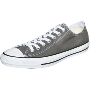 Converse Chuck Taylor All Star Seasonal OX Sneaker Grau 37