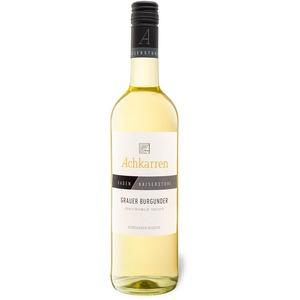 Winzergenossenschaft Achkarren Grauer Burgunder QbA trocken, Weißwein 2020