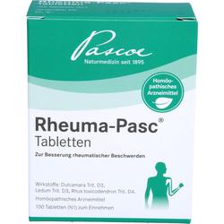 RHEUMA PASC Tabletten 100 St.