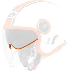 Nolan VPS N21/N21 Visor, Visier Umrandung - Orange