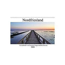 Nordfriesland (Wandkalender 2021 DIN A3 quer)
