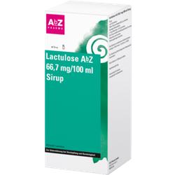 LACTULOSE AbZ 66,7 g/100 ml Sirup 500 ml