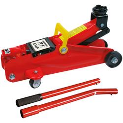Brüder Mannesmann Werkzeuge Wagenheber Hydraulik Rangier-Wagenheber, max. Hubhöhe: 32,6 cm