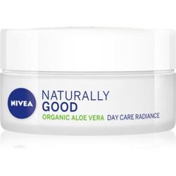 Nivea Naturally Good aufhellende Tagescreme mit Aloe Vera 50 ml