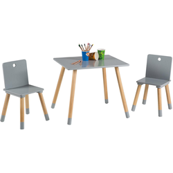 roba® Kindersitzgruppe Kindersitzgruppe, grau, (3-tlg)