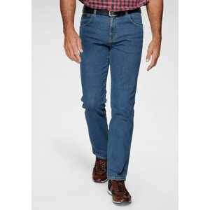Wrangler Stretch-Jeans Texas blau 32