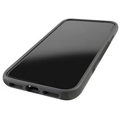 KMP Sporty Case Handy-Cover für Apple iPhone XS Max schwarz