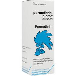 Permethrin Biomo Lösung 0,5%