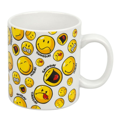 Waechtersbach Becher Smileys Weekdays 330 ml