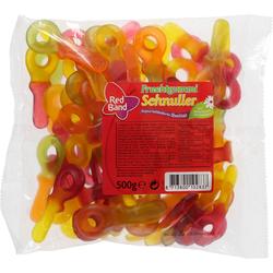 Red Band Fruchtgummi Schnuller 500g Bt