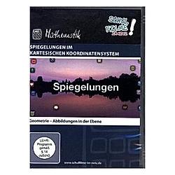 Spiegelungen im kartesischen Koordinatensystem  1 DVD - DVD  Filme