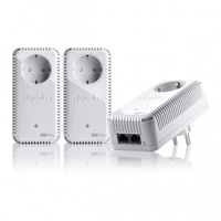 Devolo dLAN 500 duo Network Kit 500Mbps (3 Adapter)
