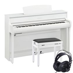 Yamaha CLP-775 Weiß Set