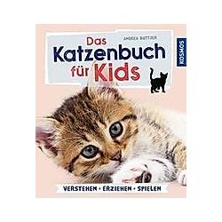 Das Katzenbuch für Kids. Andrea Böttjer  - Buch