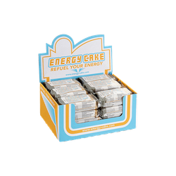 Energy Cake - 24 Riegel a 125g (Geschmack: Apfelstrudel)