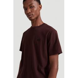 """O'Neill T-Shirt """"Oldschool"""" braun L"""