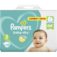 Pampers Baby-Dry 4-9 kg