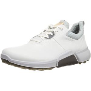 ECCO Herren Biom H4 Golfschuh, White Concrete, 42 EU