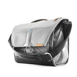 PEAK DESIGN Everyday Messenger 15 V2 Ash Kameratasche