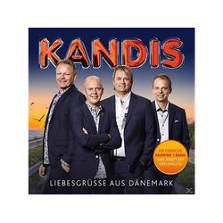 Kandis - Liebesgrüße Aus Dänemark (CD)