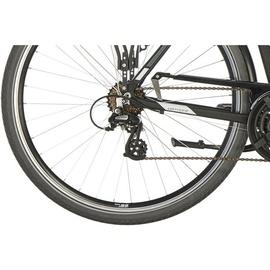 Vermont Kinara 28 Zoll RH 52 cm schwarz matt 2019
