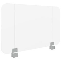 Plexiglas-Erweiterung für Paneele, b57xt4xh35cm