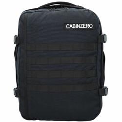 Cabin Zero Military 28L Cabin Backpack Rucksack 44 cm absulute black