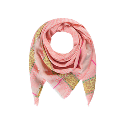 Tuch mit exklusivem Jacquard-Muster Codello pink