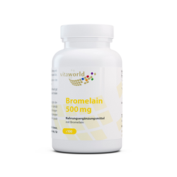 Bromelain 500 mg (100 Kps)