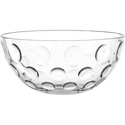 LEONARDO Schale Cucina Optic, Glas, (1-tlg), spülmaschinengeeignet