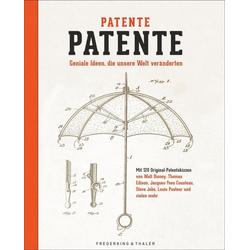 Patente Patente als Buch von