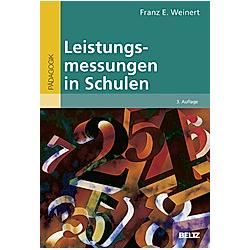 Leistungsmessungen in Schulen - Buch