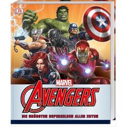 MARVEL Avengers Die größten Superhelden 467/03513