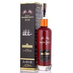 A.H. Riise Danish Navy Rum 40% vol. 0,70l