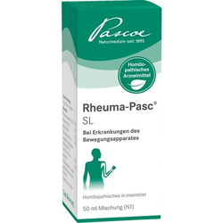 RHEUMA PASC SL Tropfen 50 ml