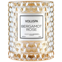 VOLUSPA Icon Kerze Bergamotte Rose